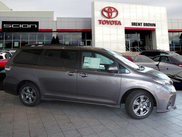 88 The Best 2019 Toyota Sienna Configurations