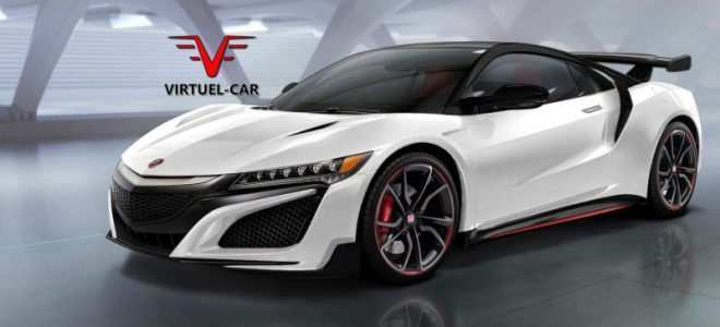 88 The Best 2020 Acura Nsx Type R New Concept
