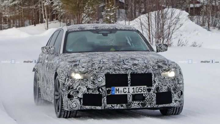 88 The Best 2020 BMW M3 Spy Shoot
