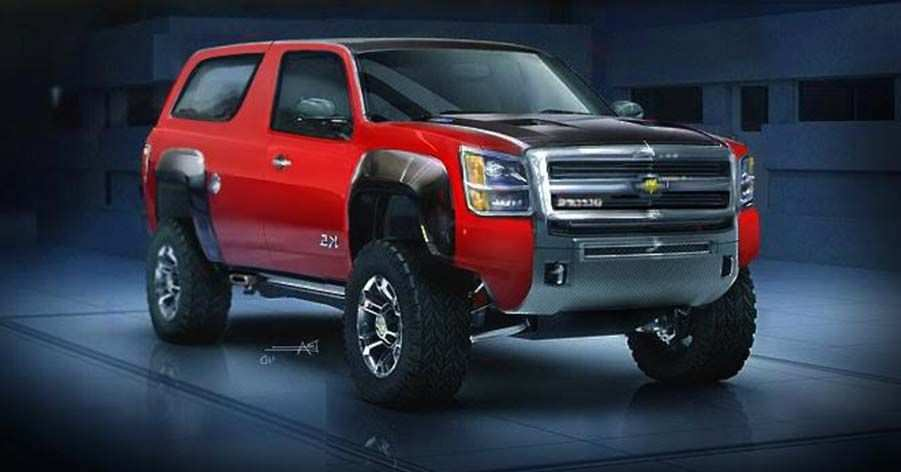 88 The Best 2020 Chevy K5 Blazer Price And Review