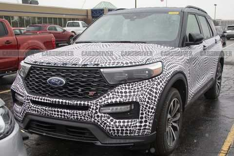 88 The Best 2020 Ford Explorer Xlt Specs Concept