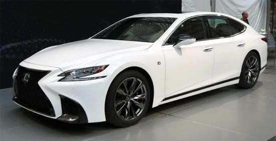 88 The Best 2020 Lexus Ls 460 History