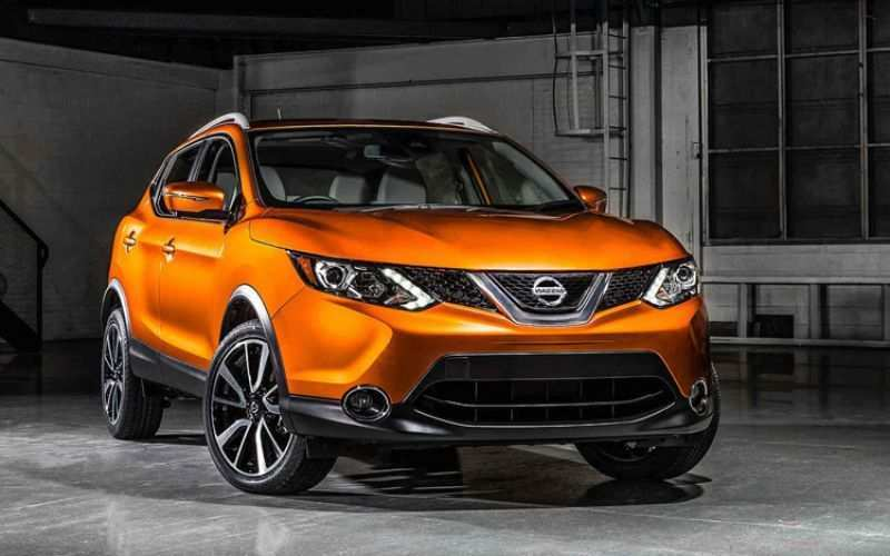 88 The Best 2020 Nissan Rogue Redesign And Concept
