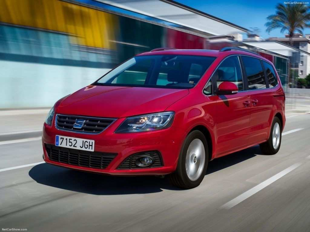 88 The Best 2020 Seat Alhambra Research New
