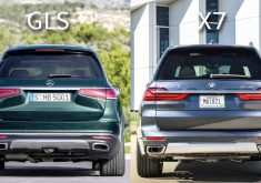 BMW X7 Vs Mercedes Gls 2020