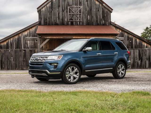 88 The Best Ford Usa Explorer 2020 Performance