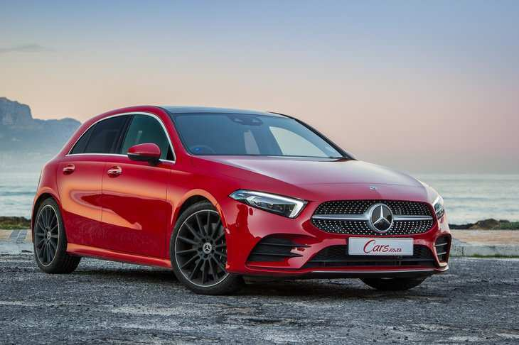 88 The Best Mercedes A200 Amg Line 2019 First Drive