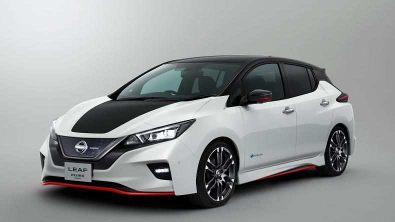 88 The Best Nissan Leaf 2020 Uk Style