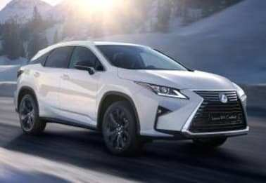 88 The Best Rx300 Lexus 2019 Spy Shoot