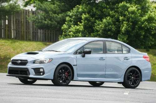 88 The Best Subaru Wrx 2019 Release Date Pictures