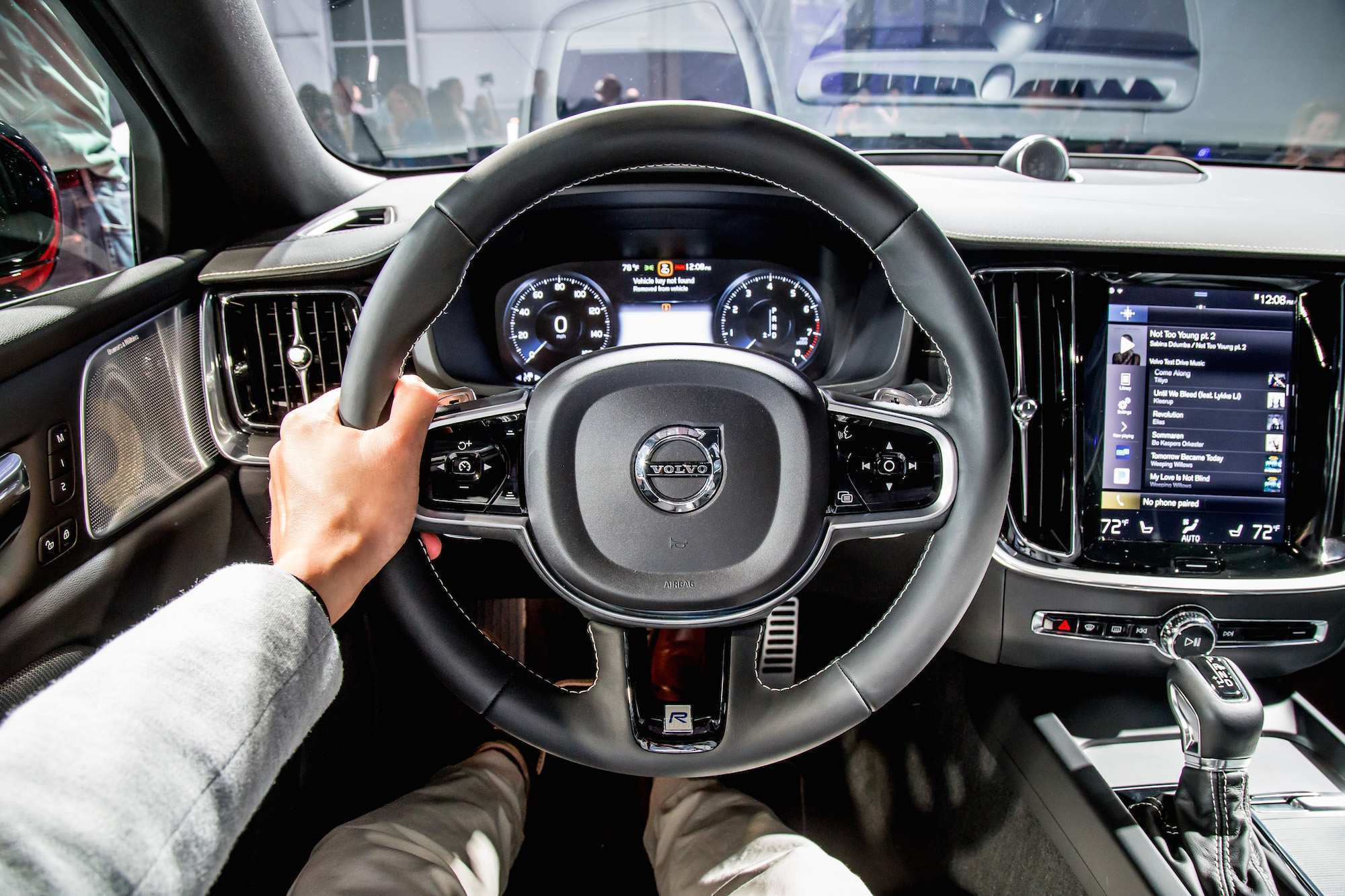 88 The Best Volvo 2019 Interior Speed Test