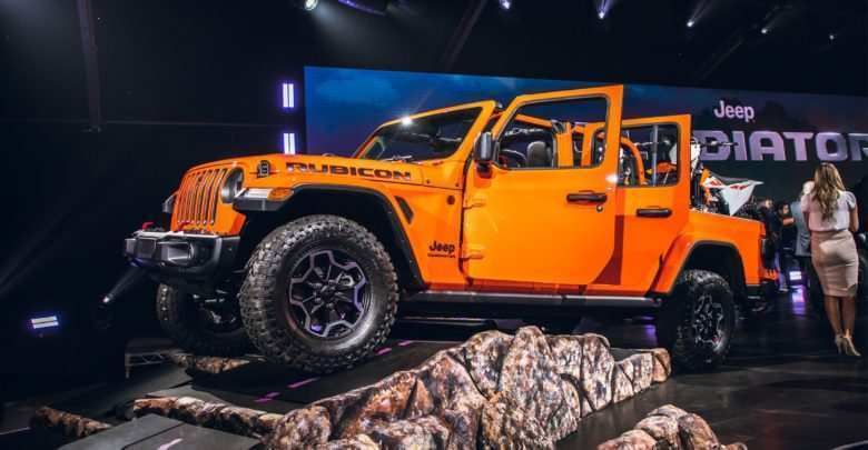 88 The Jeep Jt 2020 Specs And Review