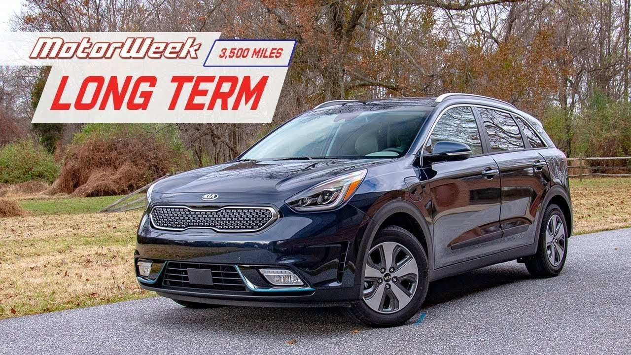 88 The Kia Niro 2020 Youtube Performance