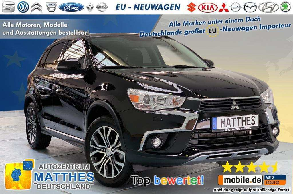 88 The Mitsubishi Asx Photos