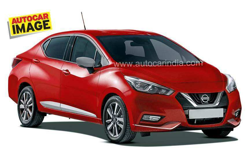 88 The Nissan Sunny 2019 Picture