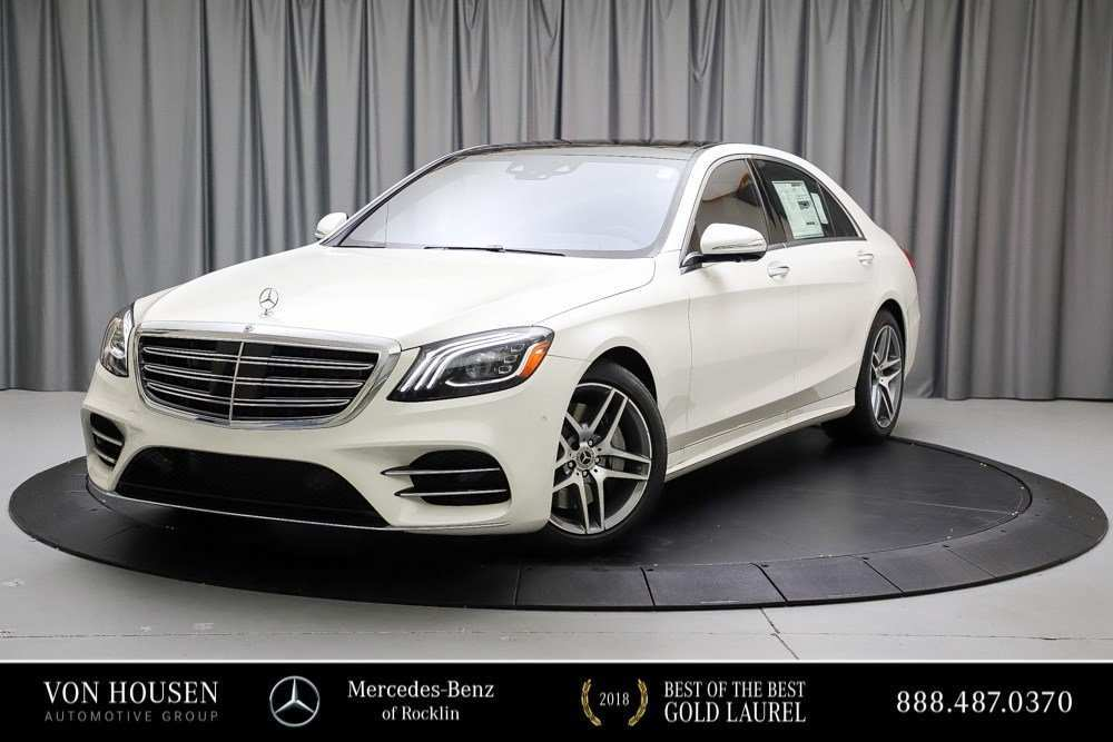 88 The S450 Mercedes 2019 Performance
