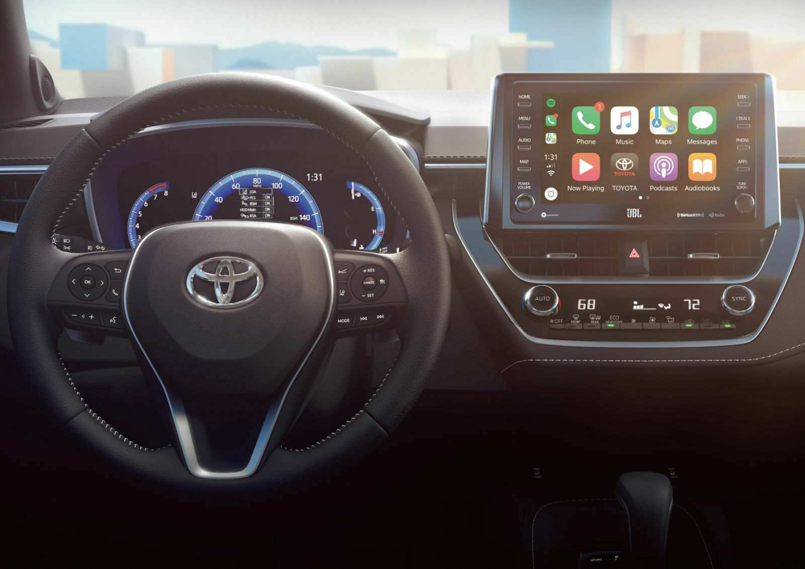 88 The Toyota Auris 2019 Review