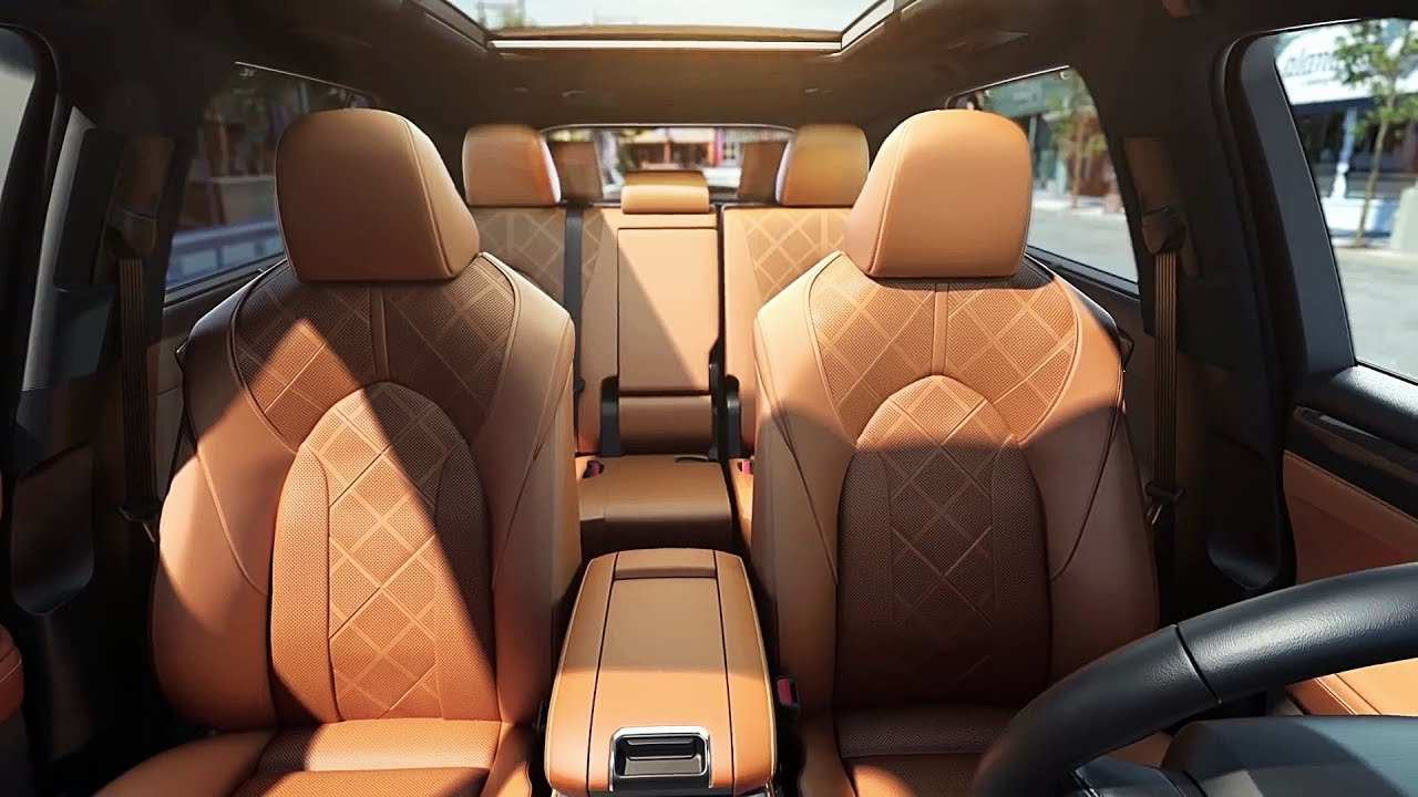 88 The Toyota Kluger 2020 Interior Interior