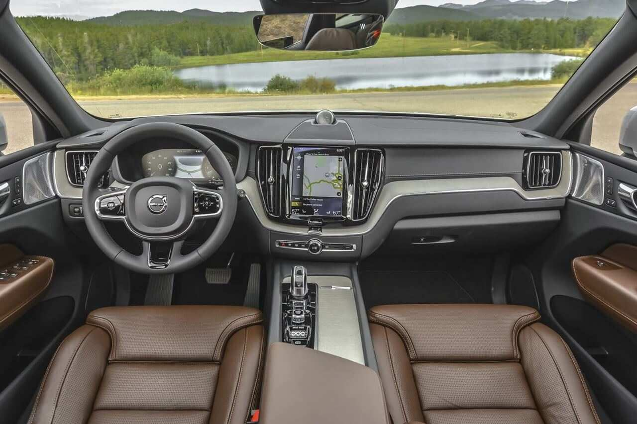 88 The Volvo Facelift Xc60 2020 Engine