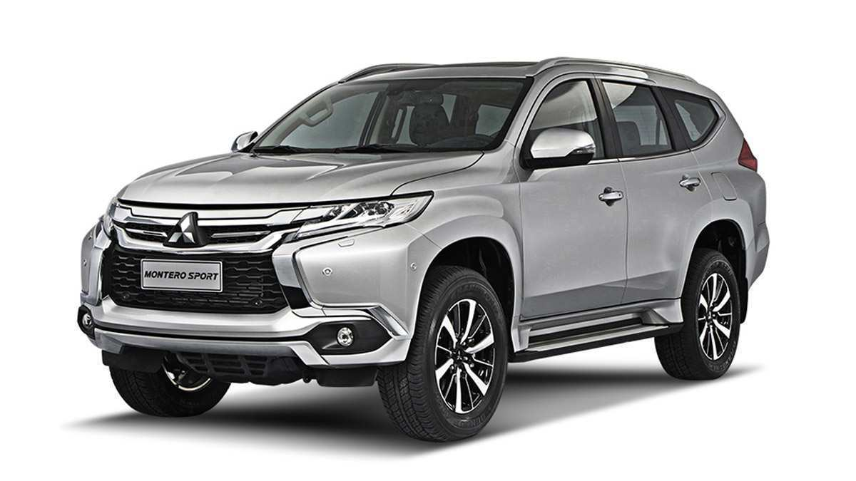 89 A 2019 All Mitsubishi Pajero Spy Shoot