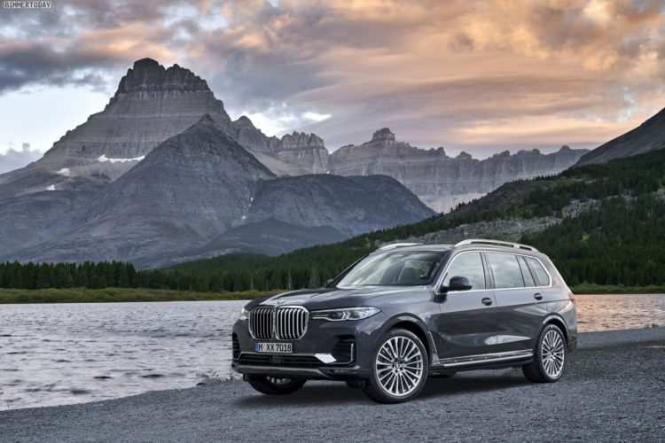 89 A 2019 BMW X7 Suv Review And Release Date