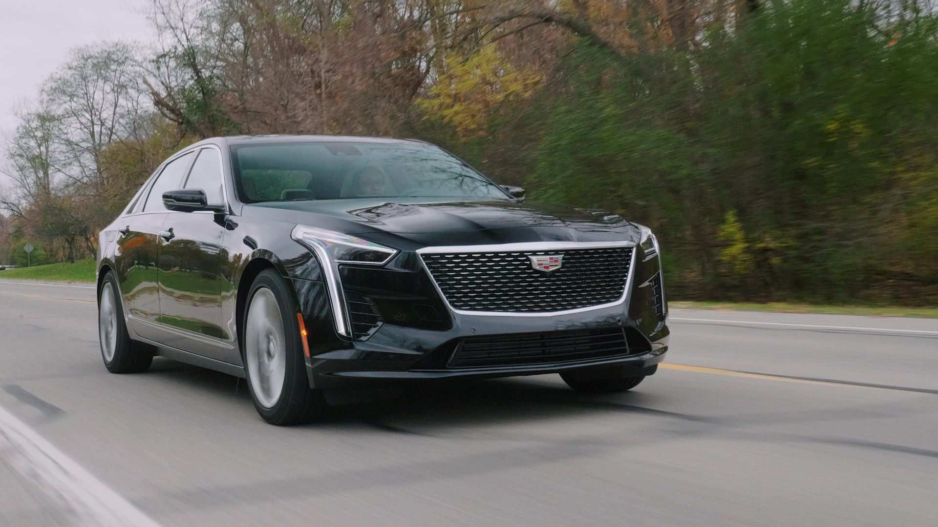 89 A 2019 Cadillac CT6 Wallpaper