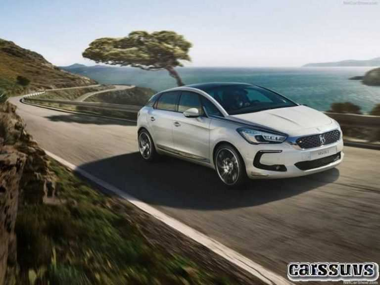 89 A 2019 Citroen DS5 First Drive