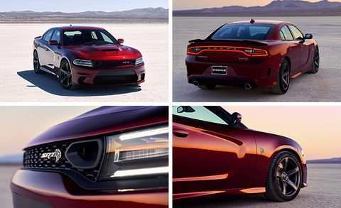 89 A 2019 Dodge Charger Srt 8 Interior