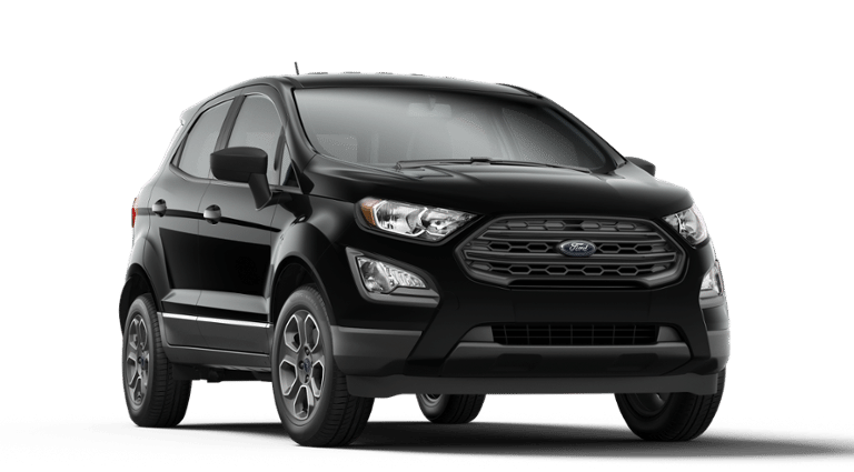 89 A 2019 Ford Ecosport Overview