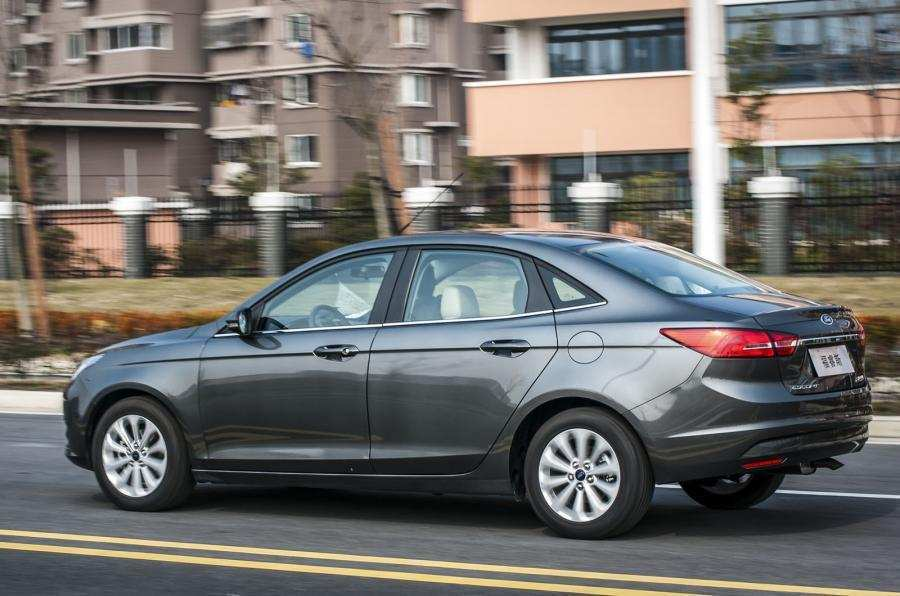 89 A 2019 Ford Escort New Review