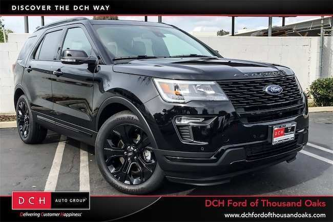 89 A 2019 Ford Explorer Sports Review And Release Date