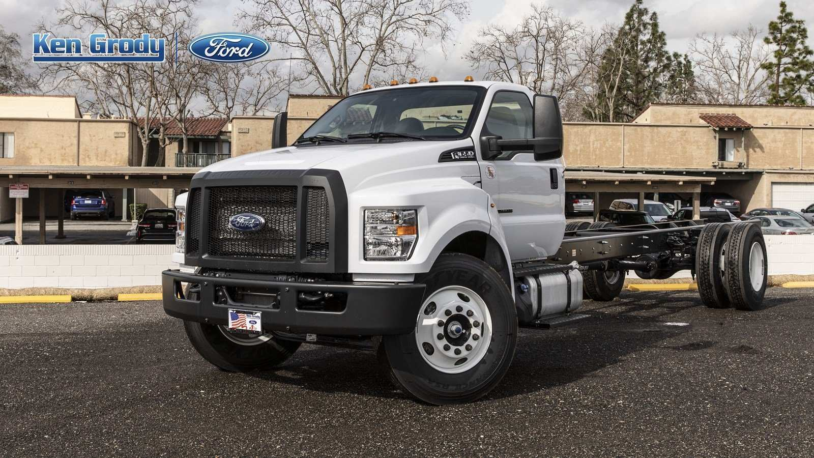 89 A 2019 Ford F650 Specs