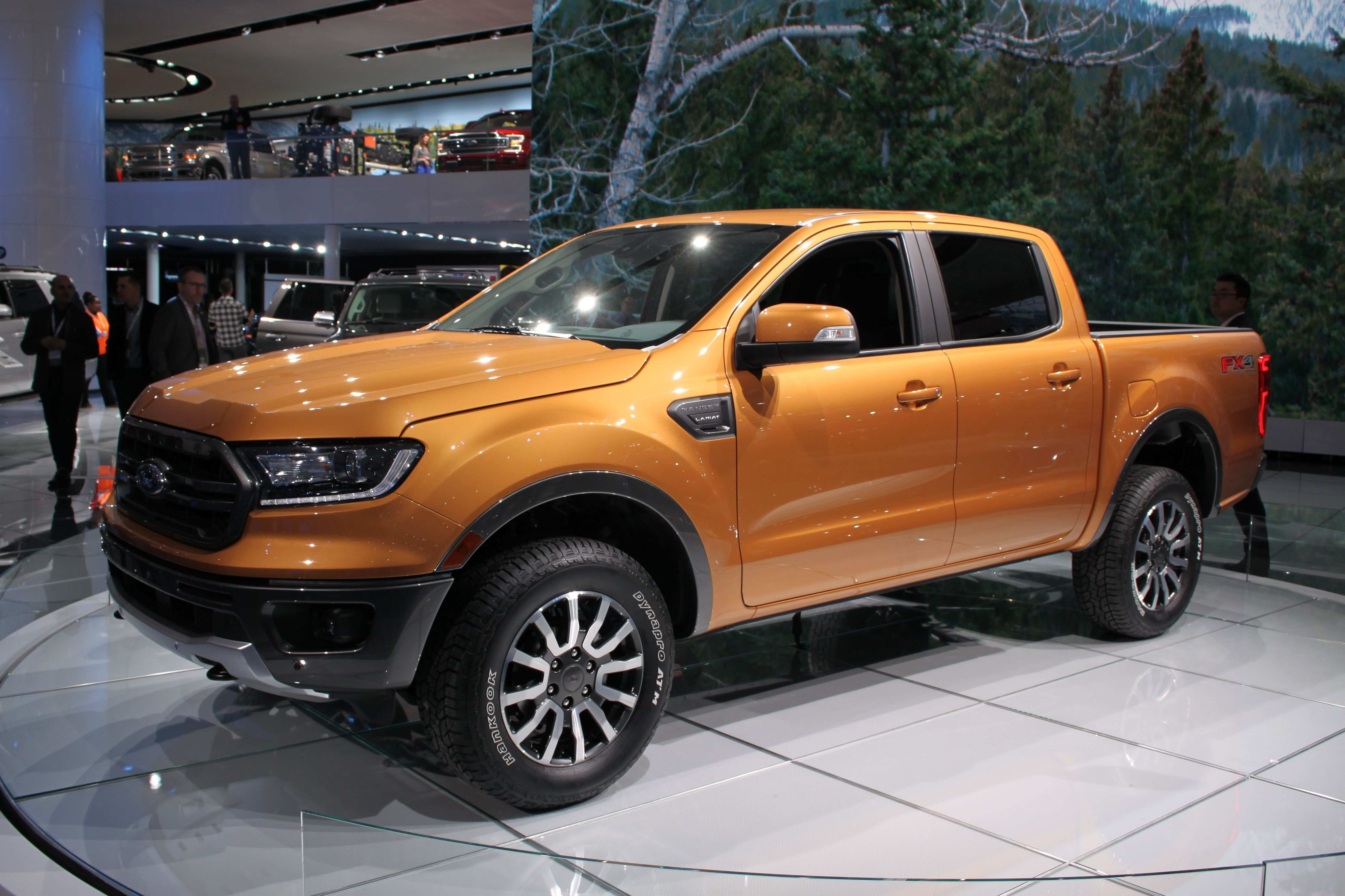 89 A 2019 Ford Ranger Vs Bmw Canyon Redesign And Concept