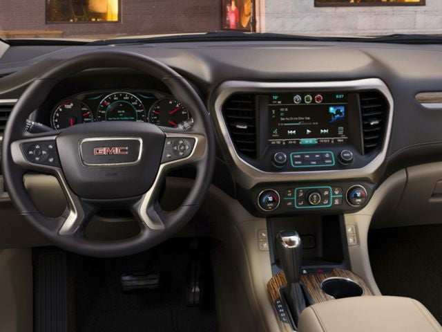 89 A 2019 GMC Acadia Images