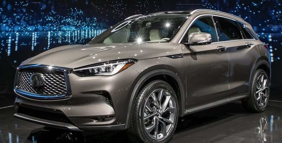 89 A 2019 Infiniti QX70 Spesification