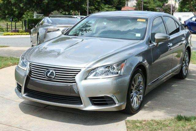 89 A 2019 Lexus Ls 460 Price And Release Date