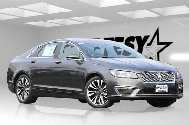 89 A 2019 Lincoln MKZ Hybrid Overview