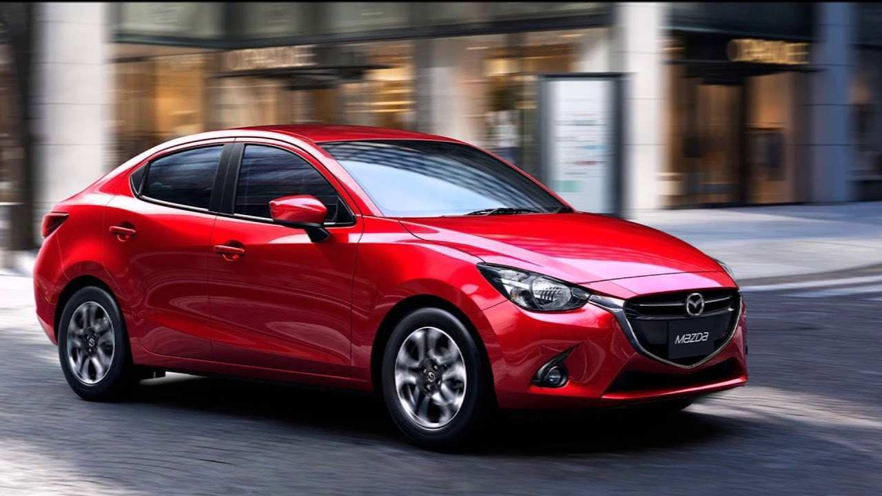 89 A 2019 Mazda 2 Overview