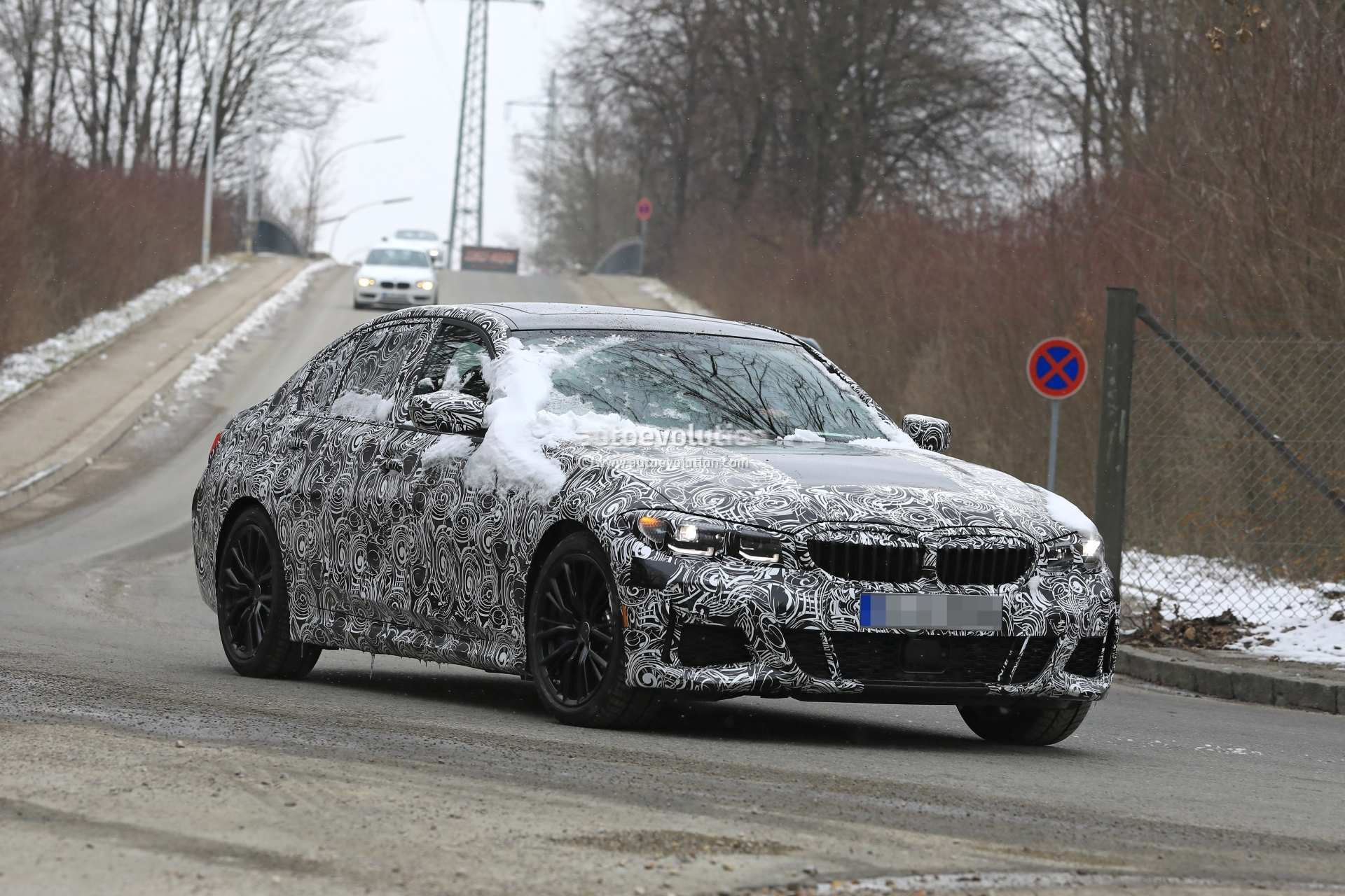 89 A 2019 Spy Shots BMW 3 Series History