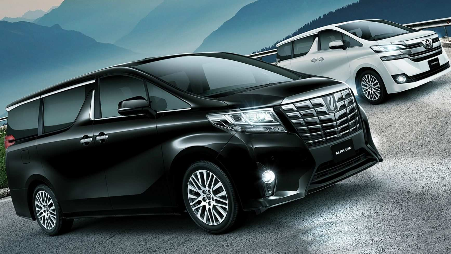89 A 2019 Toyota Alphard New Review