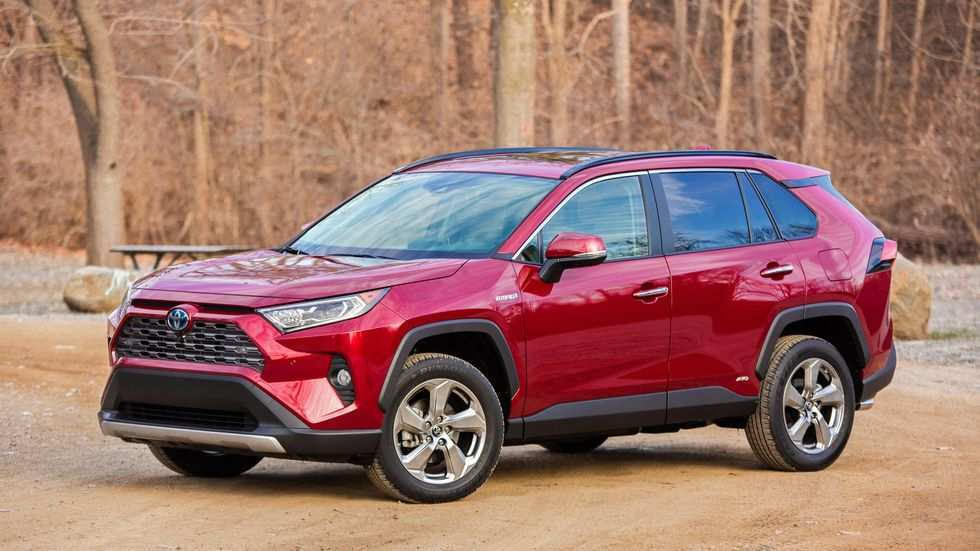 89 A 2019 Toyota Rav4 Hybrid Specs And Review