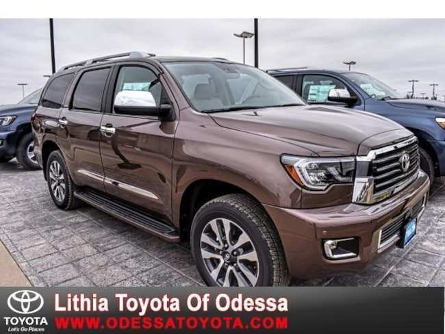 89 A 2019 Toyota Sequoia Ratings