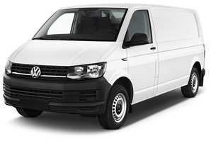89 A 2019 VW Transporter Picture