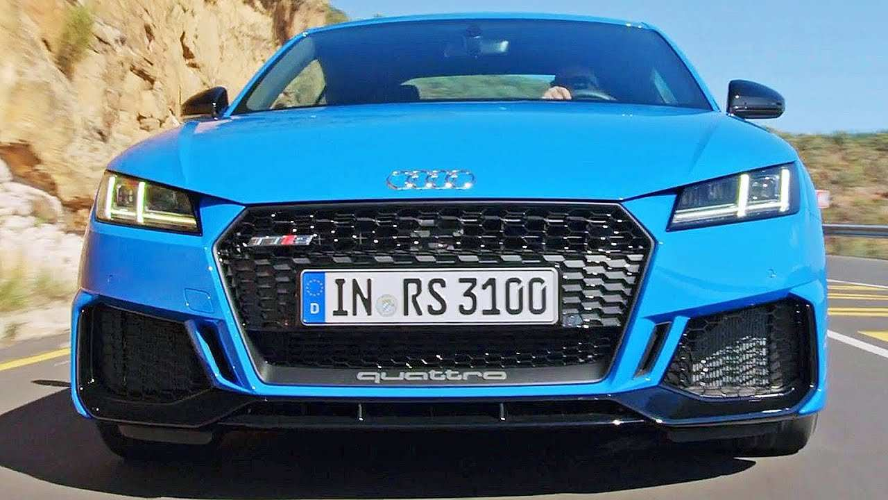 89 A 2020 Audi Tt Rs Performance And New Engine