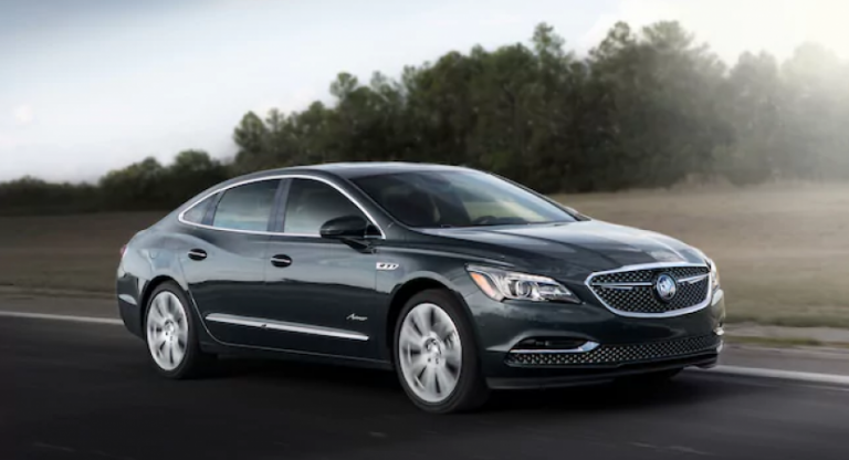 89 A 2020 Buick Lesabre Overview
