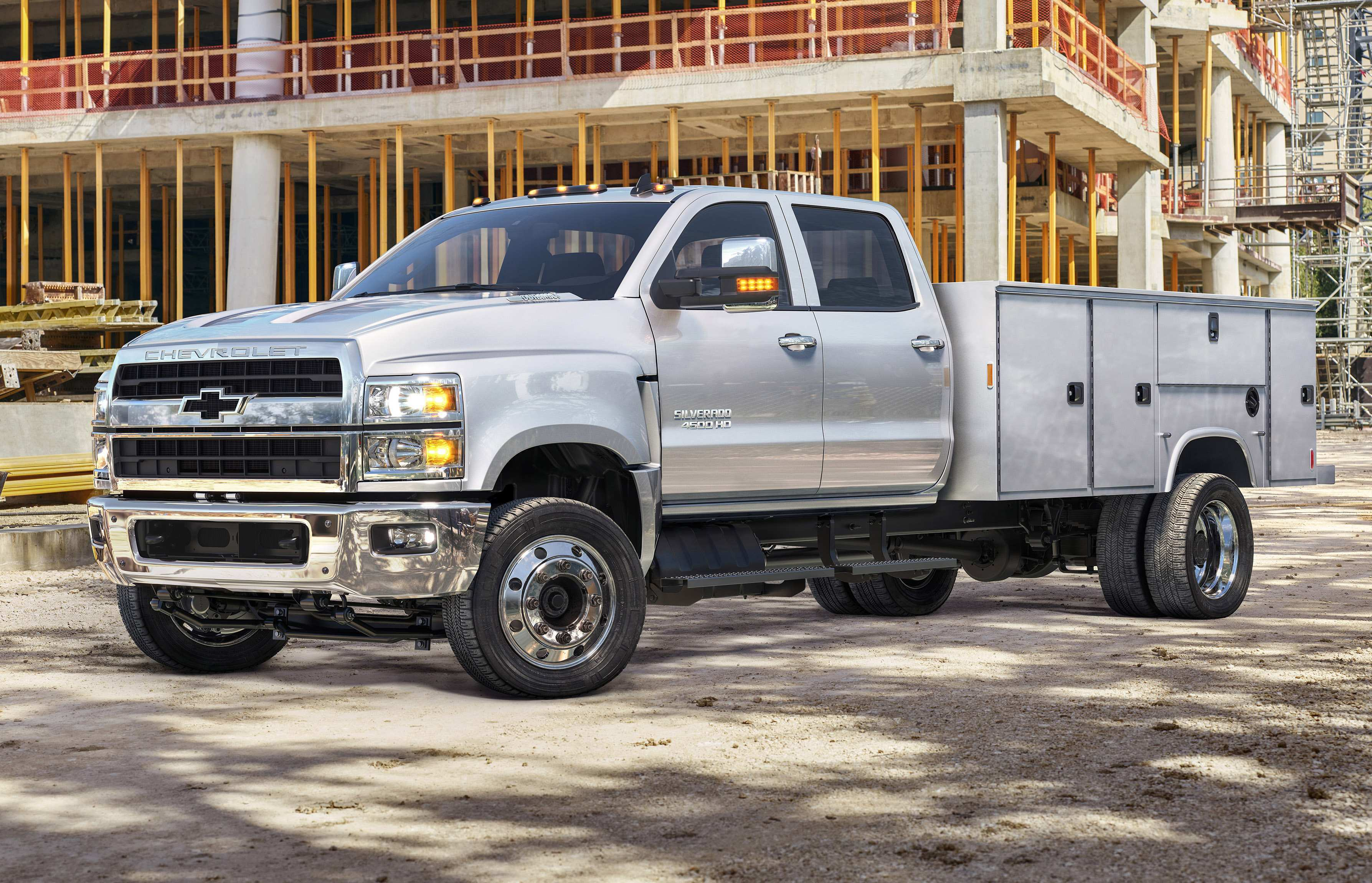 89 A 2020 Chevy Silverado Hd New Model And Performance