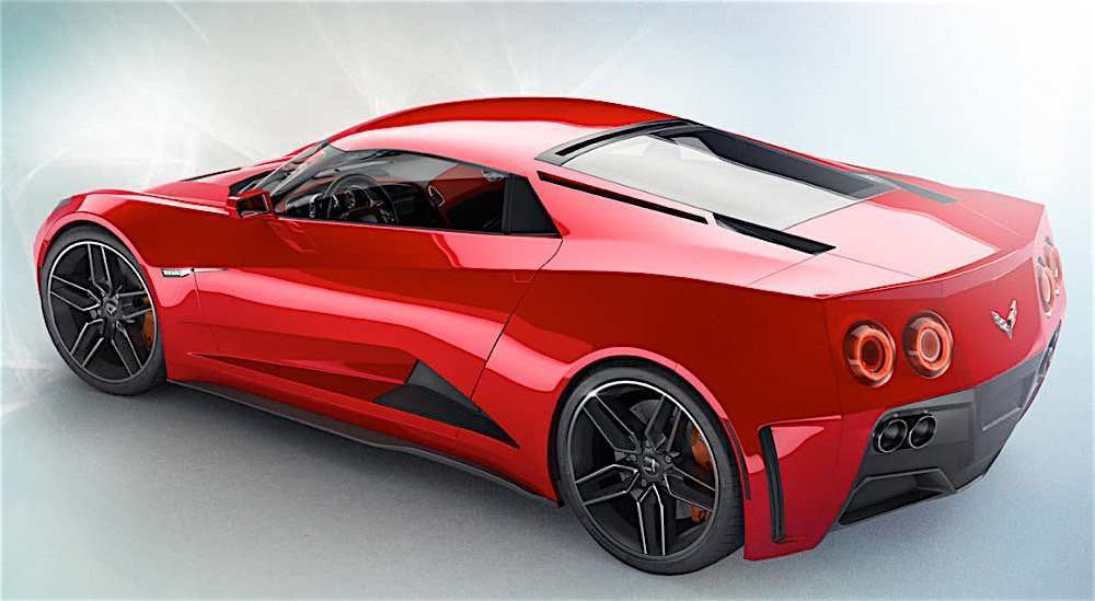89 A 2020 Corvette Stingray Performance And New Engine