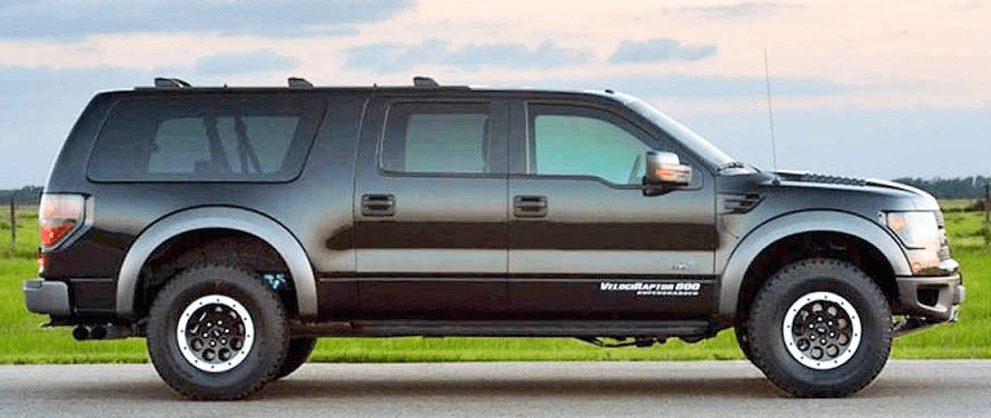 89 A 2020 Ford Excursion Overview