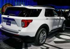 2020 Ford Explorer Xlt Price