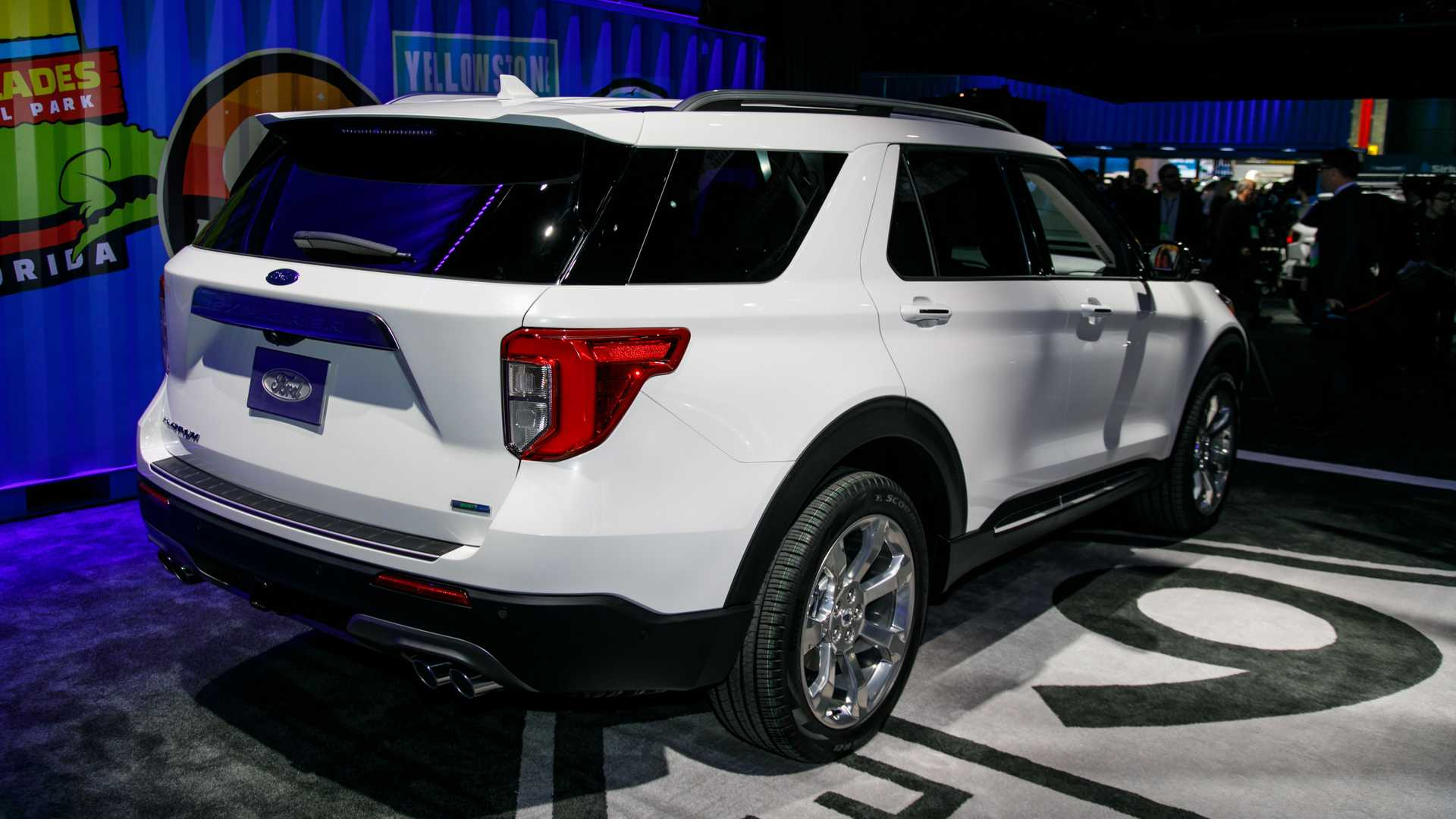 89 A 2020 Ford Explorer Xlt Price Price Design And Review